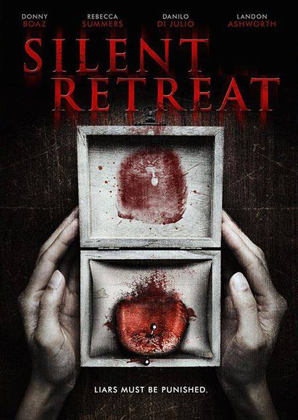 silent retreat poster - Silent Retreat (Movie Review)