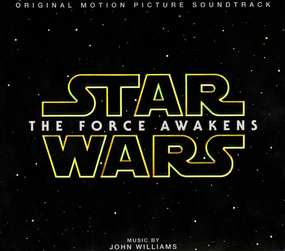 soundtrack  john williams star wars   the force awakens a 1 - John Williams - Star Wars: The Force Awakens (Album Review)