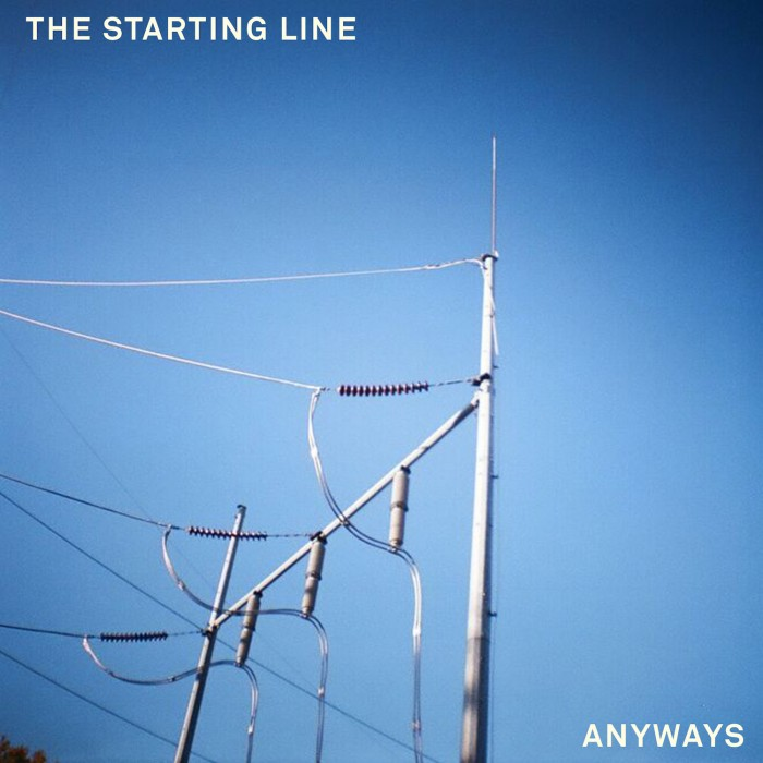 the starting line e1450577774692 - The Starting Line - Anyways (Album Review)