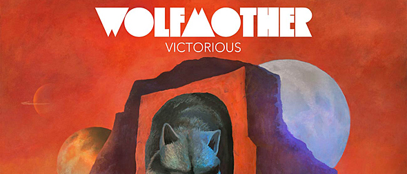 wolfmother slide - Wolfmother - Victorious (Album Review)