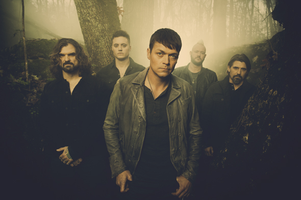 3 Doors Down Press Image - 3 Doors Down - Us and the Night (Album Review)