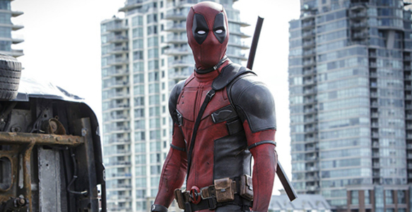 Deadpool First Image - Deadpool (Movie Review)