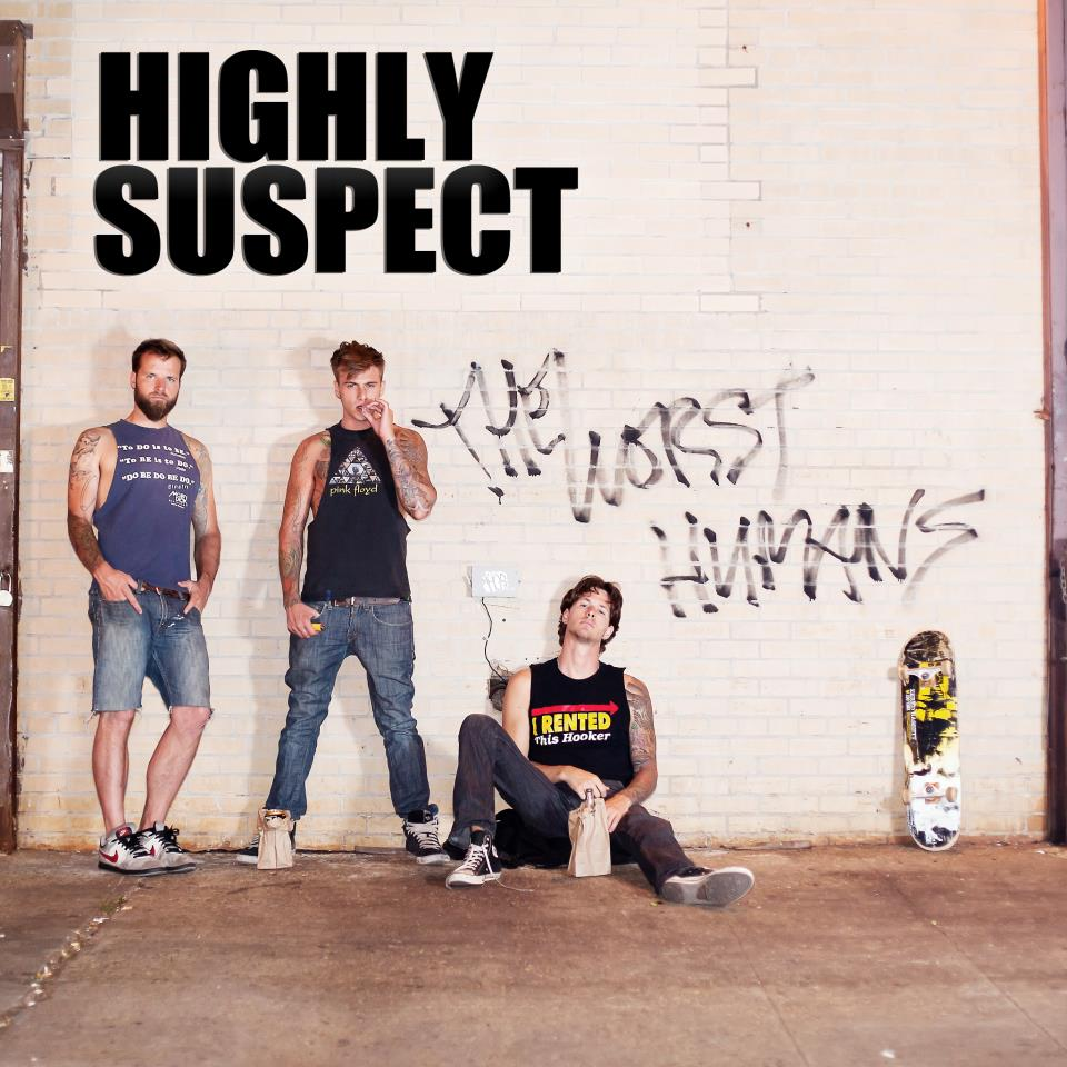 Highly Suspect worst human - Interview - Rich Meyer of Highly Suspect