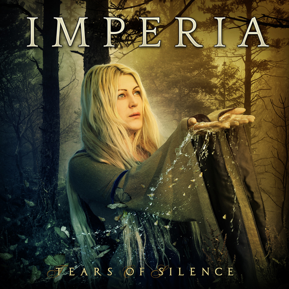 Imperia TearsOfSilence cover MASCD0913 - Imperia - Tears of Silence (Album Review)