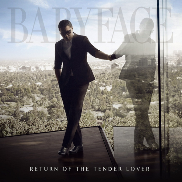 babyface return of the tender lover album - Babyface - Return of the Tender Lover (Album Review)