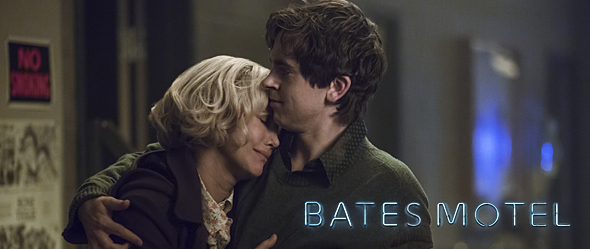 bates season 4 slide - Bates Motel - A Danger To Himself and Others (Season 4/ Episode 1 Review)