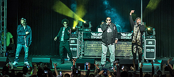 bone for slide edited 1 - Bone Thugs-n-Harmony Legendary At The Emporium Patchogue, NY 2-25-16