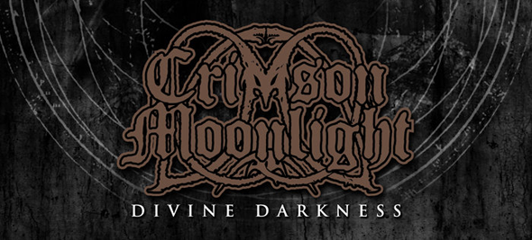 crimson cover - Crimson Moonlight - Divine Darkness (Album Review)
