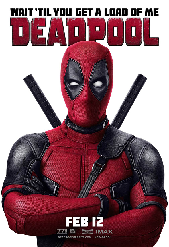 deadpool poster 10 - Deadpool (Movie Review)