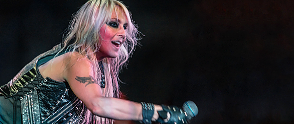 doro for slide 2 - Doro Welcomed Home At Revolution Amityville, NY 3-4-16 w/ Madame Mayhem
