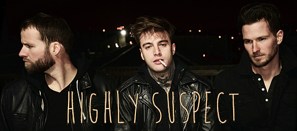 highly suspect promo slide - Interview - Rich Meyer of Highly Suspect
