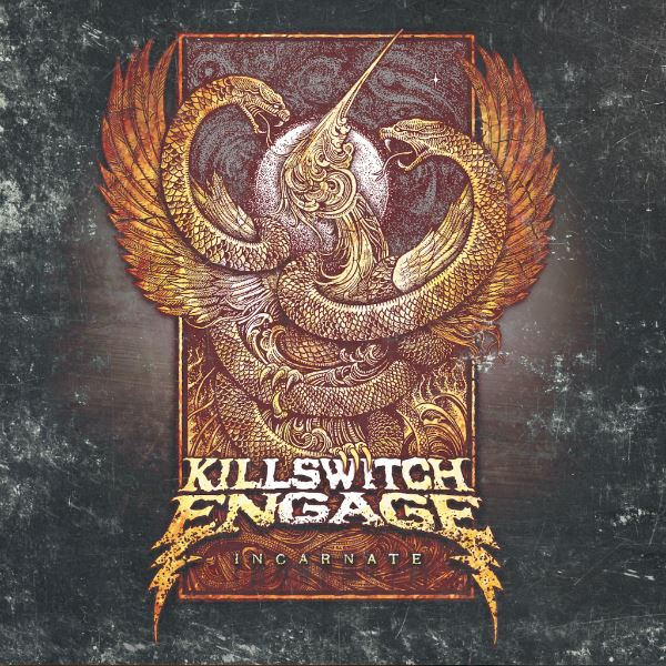 killswitchengageincarnatecd - Killswitch Engage - Incarnate (Album review)