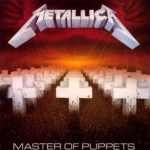 master of puppets album cover - Metallica's Master of Puppets Still Superior 30 Years Later