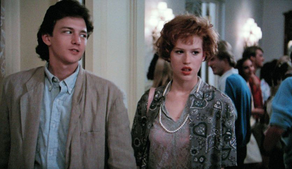 pretty in pink 3 - Pretty in Pink - Decade Defining 30 Years Later