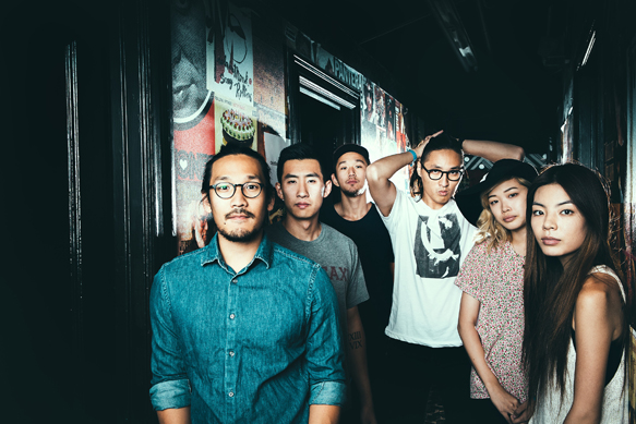 run river promo - Run River North - Drinking From A Salt Pond (Album Review)