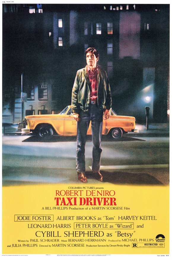 taxi driver movie 1976 - Taxi Driver - Still Making An Impact 40 Years Later