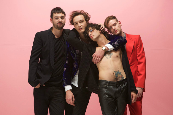 the 1975 promo 2015 i like it when you sleep compressed - The 1975 - I Like It When You Sleep, for You Are So Beautiful Yet So Unaware of It (Album Review)