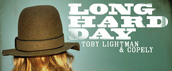 toby promo 1 - Toby Lightman - Long Hard Day (Album Review)