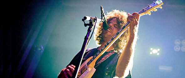 wolfmother slide concert - Wolfmother Victorious At Webster Hall, NYC 3-3-16 w/ Deap Vally