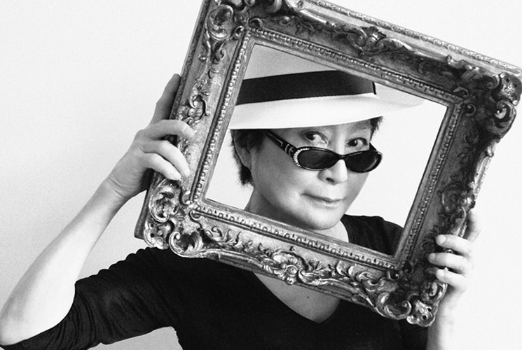 yoko ono by charlotte kemp muhl and sean lennon - Yoko Ono - Yes, I'm A Witch Too (Album Review)