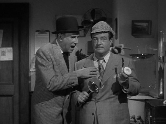 AC Meet the Invisible Man 1 - Abbott and Costello Meet the Invisible Man - An American Classic 65 Years Later