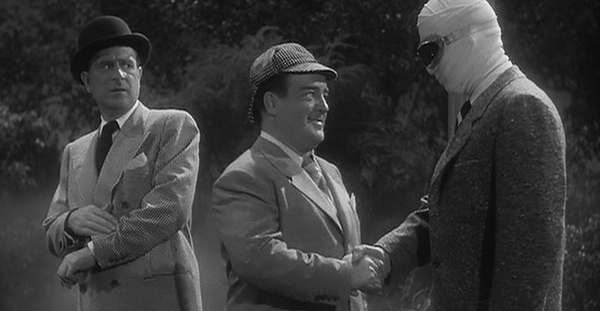 Abbott and Costello Meet the Invisible Man - Abbott and Costello Meet the Invisible Man - An American Classic 65 Years Later