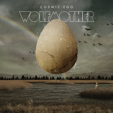 Cosmic egg - Interview - Andrew Stockdale of Wolfmother
