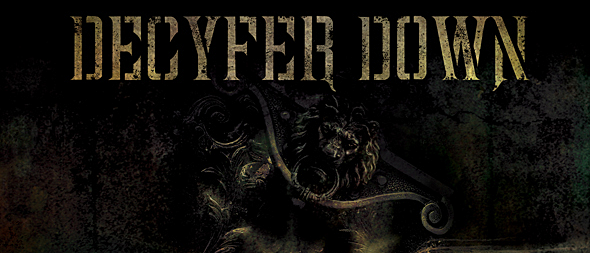 Decyfer Down slide - Decyfer Down - The Other Side Of Darkness (Album Review)