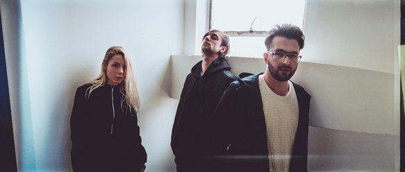 HAELOS DAVEMA LONDON LORES 3 - HÆLOS - Full Circle (Album Review)