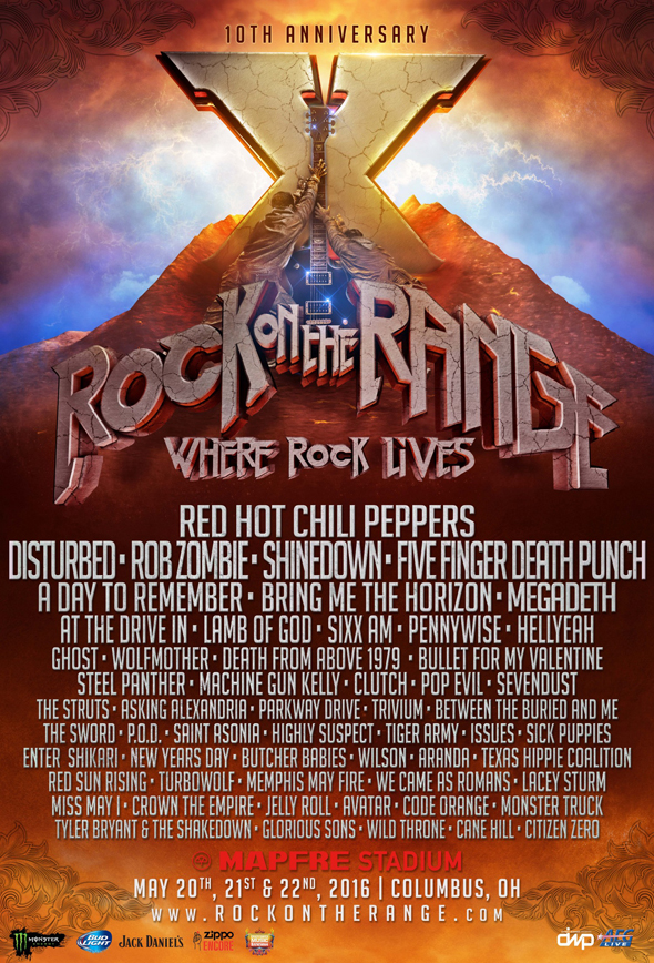 Rock on the Range 2016 Poster1 e1448993638398 - Rock On The Range Set For Return May 20th-22nd Columbus, OH