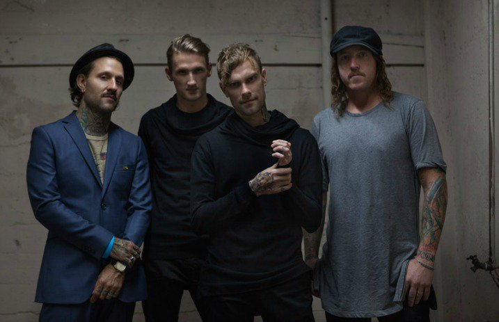 TheUsed 717 - The Used - Live and Acoustic At The Palace (Album Review)