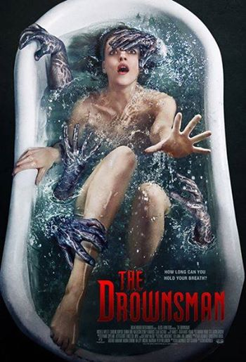 The Drownsman 2014 film poster - Interview - Director Chad Archibald