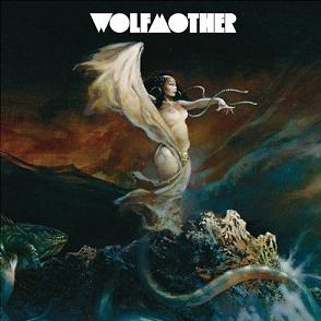 Wolfmother album cover - Interview - Andrew Stockdale of Wolfmother