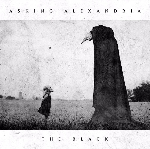 asking black - Asking Alexandria - The Black (Album Review)