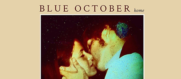 blue october slide - Blue October - Home (Album Review)