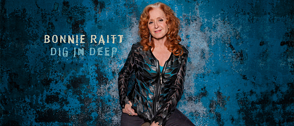bonnie slide - Bonnie Raitt - Dig In Deep (Album Review)