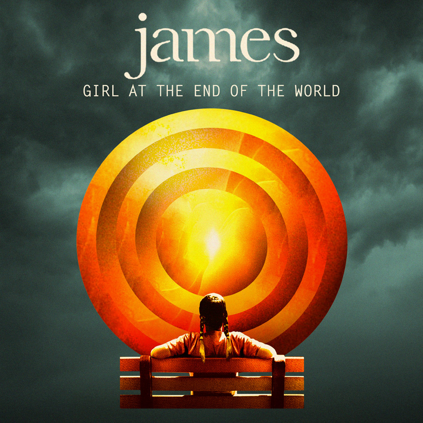 james girl b 870w - James - Girl at the End of the World (Album Review)