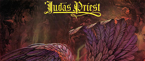 judas sad edited 1 - Judas Priest's Sad Wings Of Destiny - A Classic 40 Years Later