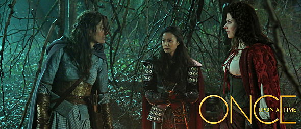 once ruby slide - Once Upon a Time - Ruby Slippers (Season 5/ Episode 19 Review)