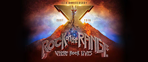 rock on the range slide - Rock On The Range Set For Return May 20th-22nd Columbus, OH