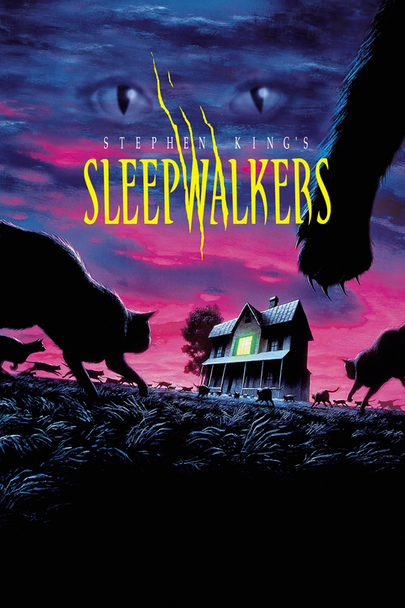 sleepwalkers poster - This Week in Horror Movie History - Sleepwalkers (1992)