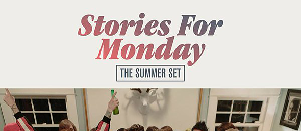summer set album - The Summer Set - Stories For Monday (Album Review)