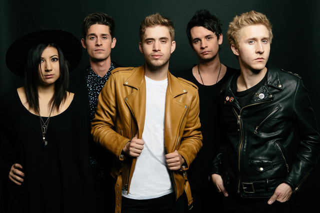 summer set promo - The Summer Set - Stories For Monday (Album Review)