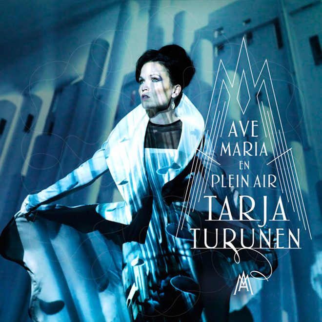 tarja - Interview - Tarja Turunen Talks  Ave Maria – En Plein Air