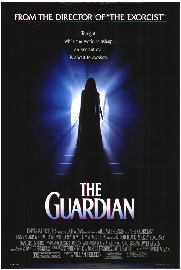 the guardian poster1 - This Week In Horror Movie History - The Guardian (1990)