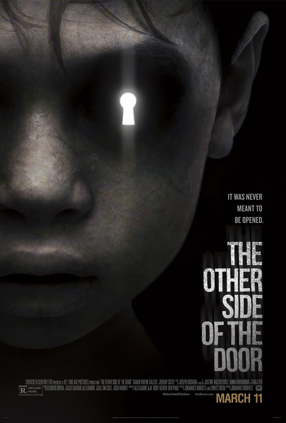 the other side of the door poster - The Other Side of the Door (Movie Review)
