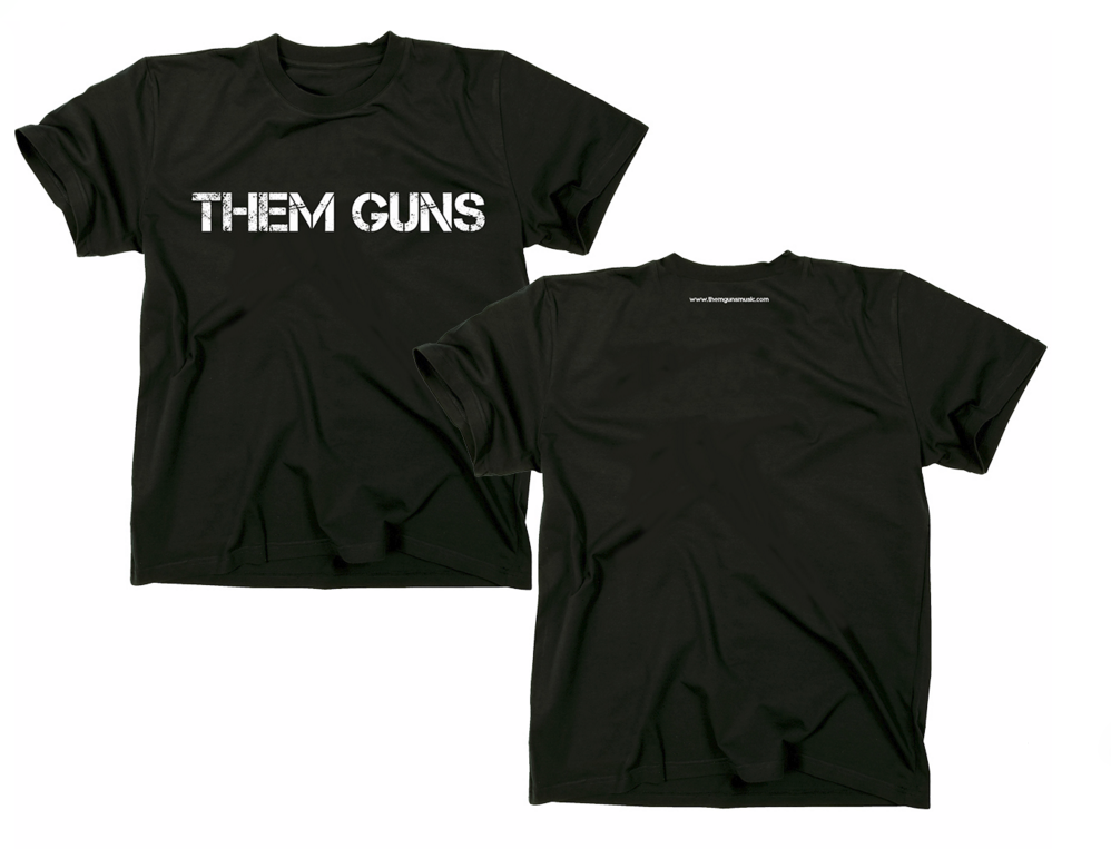 them guns promo - Them Guns T-shirt Giveaway