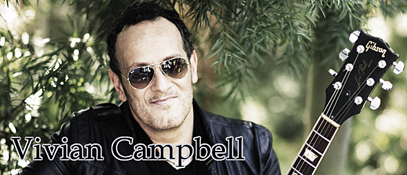 vivian promo - Interview - Vivian Campbell of Last in Line & Def Leppard