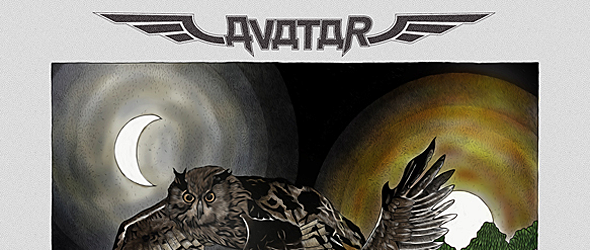 Avatar FeathersFlesh Cover edited 1 - Avatar- Feathers & Flesh (Album Review)