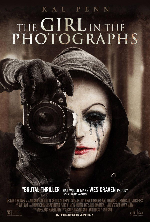 The Girl in the Photographs poster - The Girl in the Photographs (Movie Review)